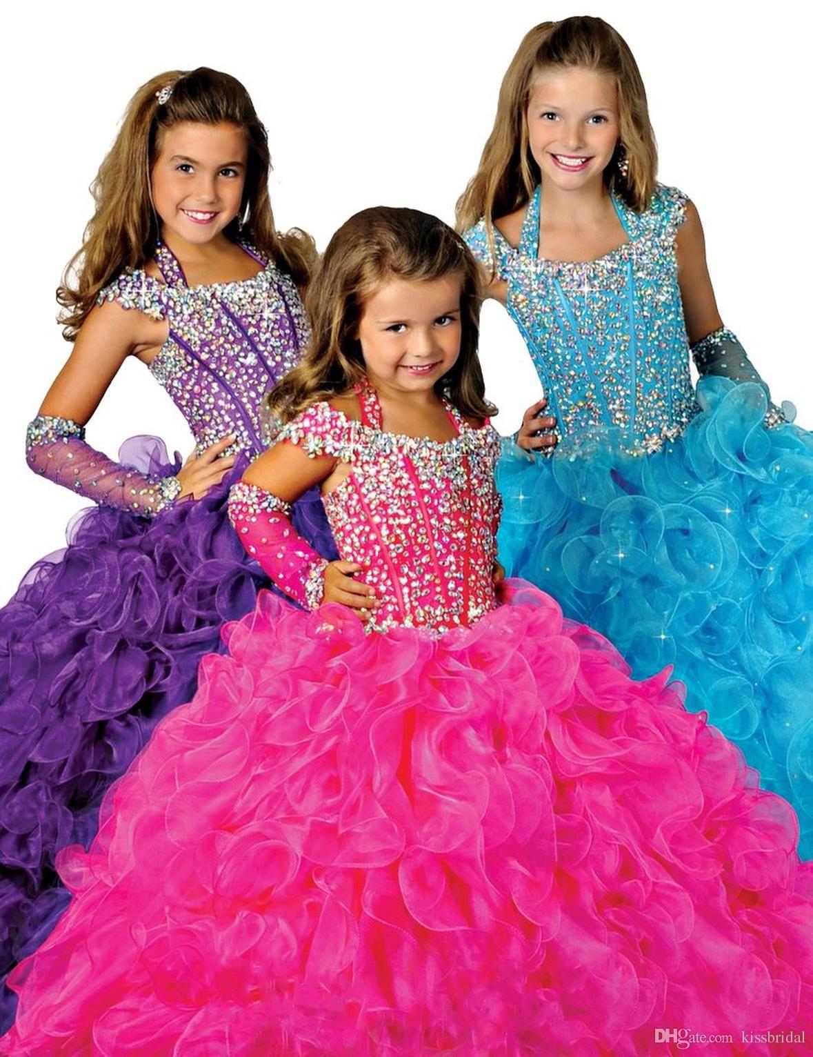 Compre 2016 Gorgeous Vestido De Fiesta Púrpura Vestido De Vestir ...