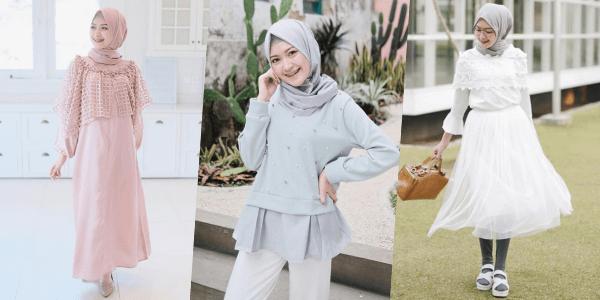 Tutorial Hijab Pashmina Ala Saritiw