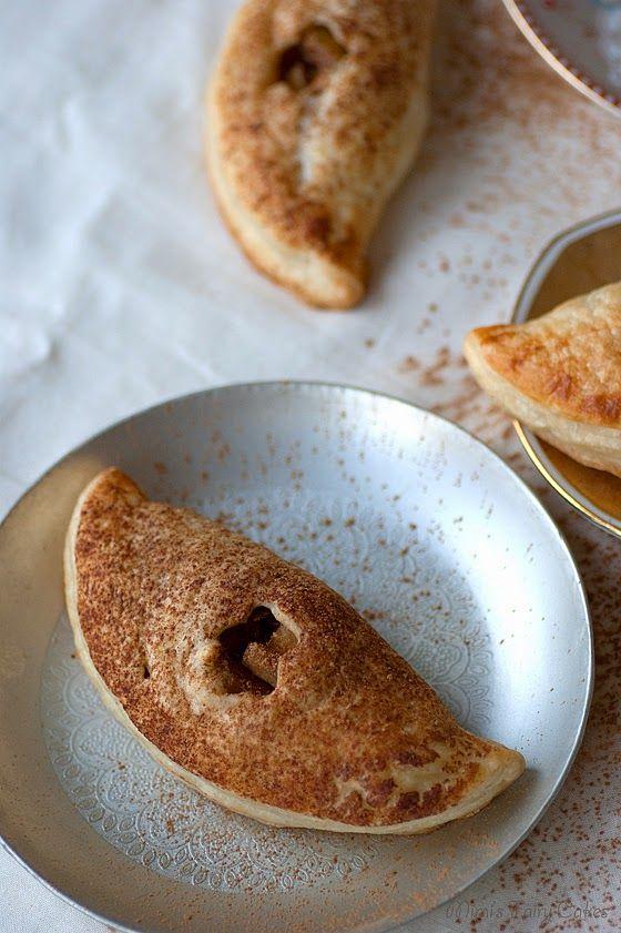 Mimi's Fairy Cakes: Birnenkissen mit Zimt, Vanille und Orange für die kalte Jahreszeit