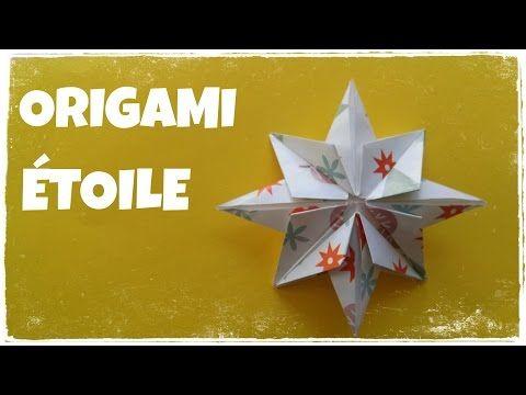 origami facile toile youtube pliages papier pinterest origami facile origami et. Black Bedroom Furniture Sets. Home Design Ideas