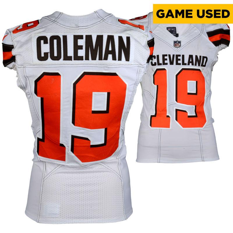 corey coleman cleveland browns jersey