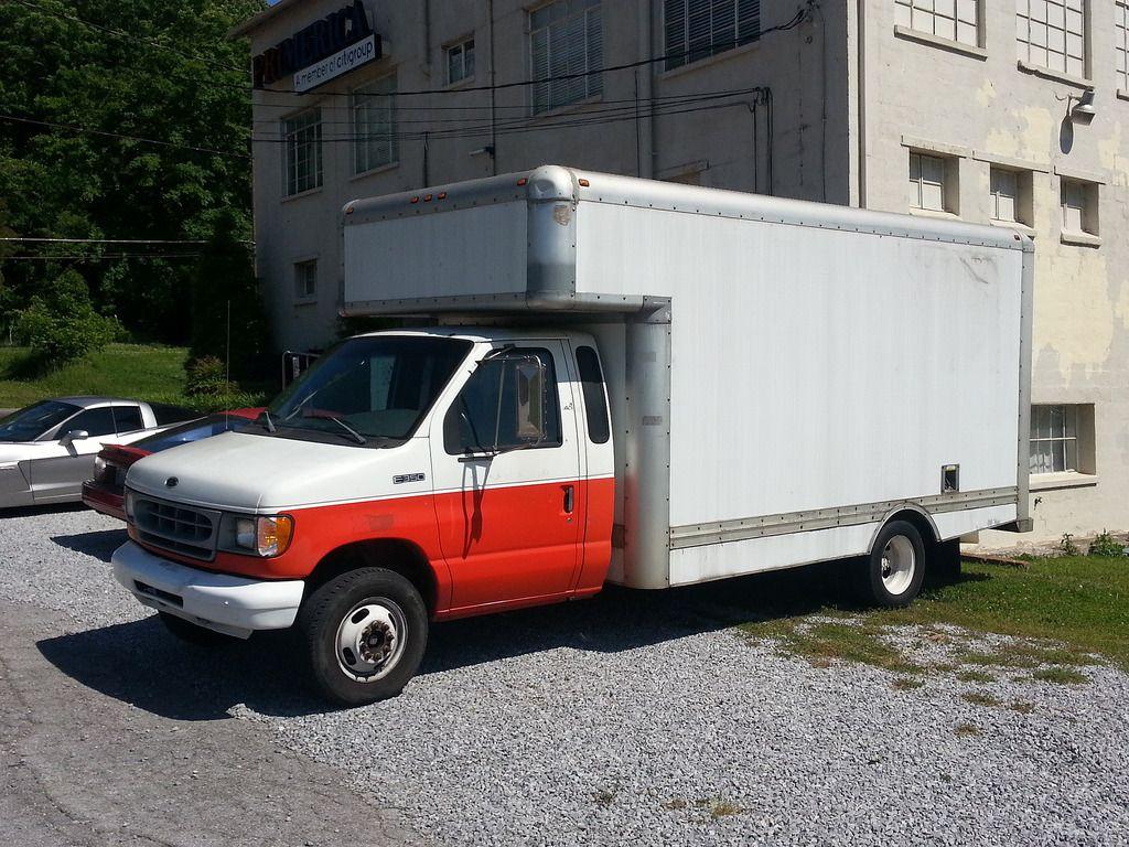 My 17 uhaul toy hauler truck conversion toterhome community