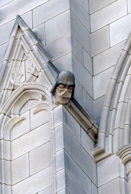 washington national cathedral darth vader gargoyle 29 sept 2007 438