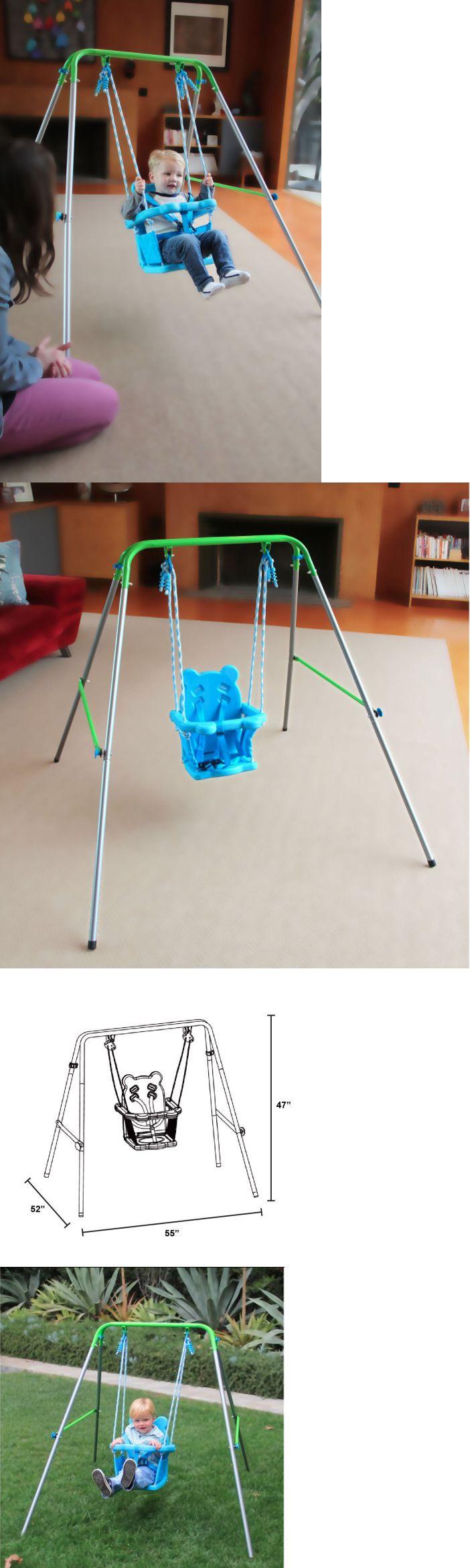 Baby Swings 2990: Baby Swing Chair Frame Reborn Summer Infant For ...