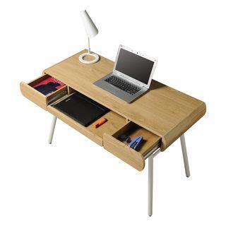 Modern Design SemiAssembled Computer Desk Overstockcom
