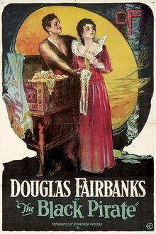 The Black Pirate (1926) 4/10