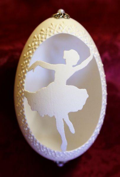 Uova d'autore: le uova intarsiate di Ludimila Kletz - Focus.it