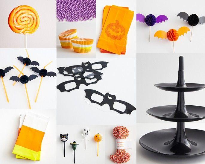 Halloween Party Kit - Party Kits - Party - Shop Cakegirls