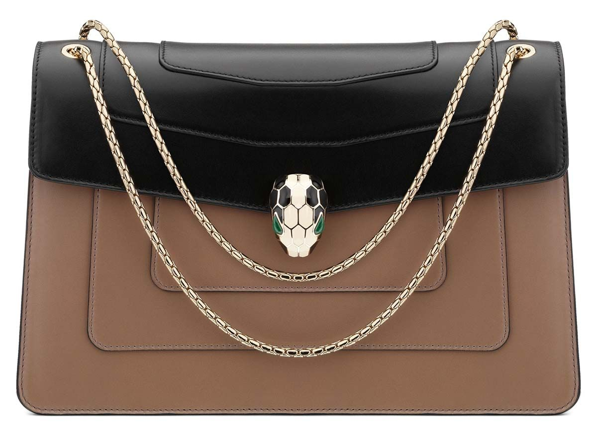 Luxury Bags: BVLGARI Serpenti Collection http://www.creativeboysclub.com/luxury-bags-bvlgari-serpenti-collection