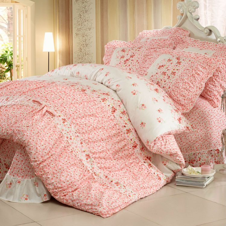 Superbe Cheap Sheet Cotton, Buy Quality Cover Your Own Buttons Directly From China  Sheet Wall Suppliers: COTTON Lovers Lane Design Bedding Sets/bed Set Bed  Sheets ...