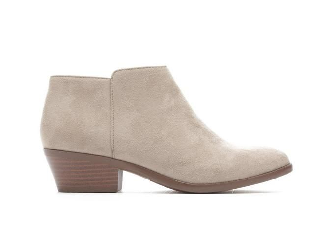 Women's Unr8ed Mugsy Booties Clay   Shoe Carnival