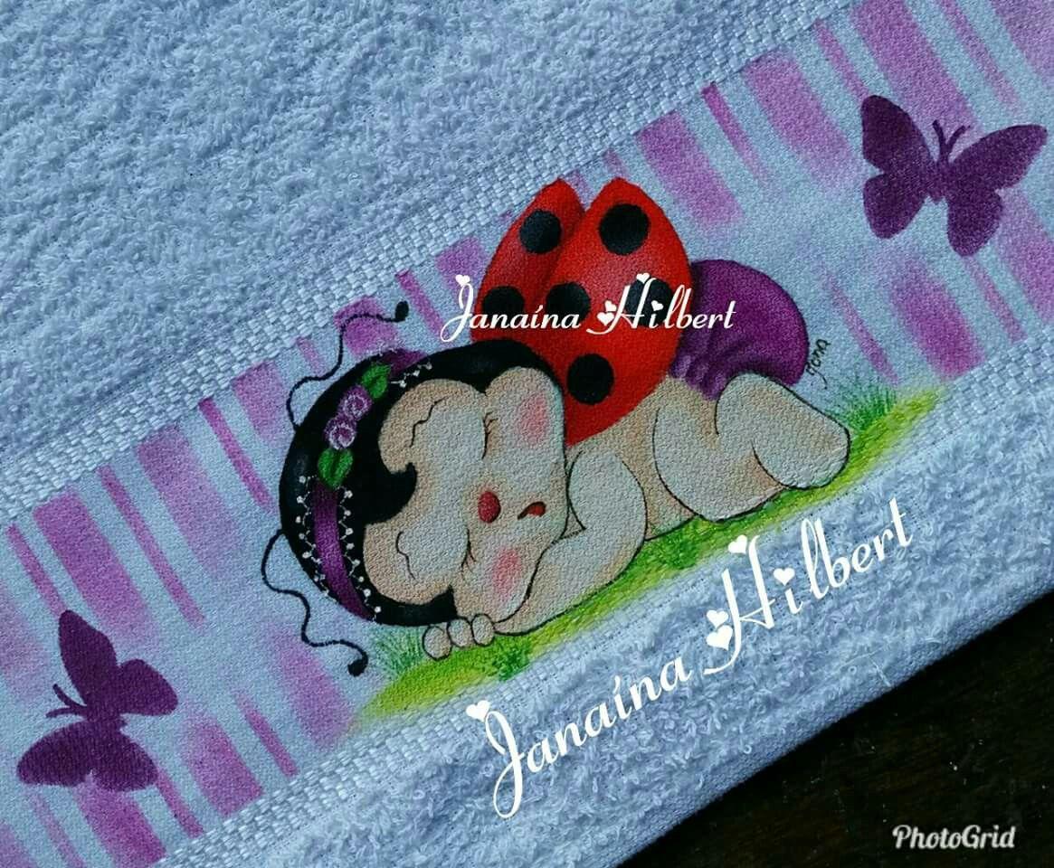 Pin De Denize Santana Em Inspiration: Pin By SUSAN MILLER On Toallitas Decoradas