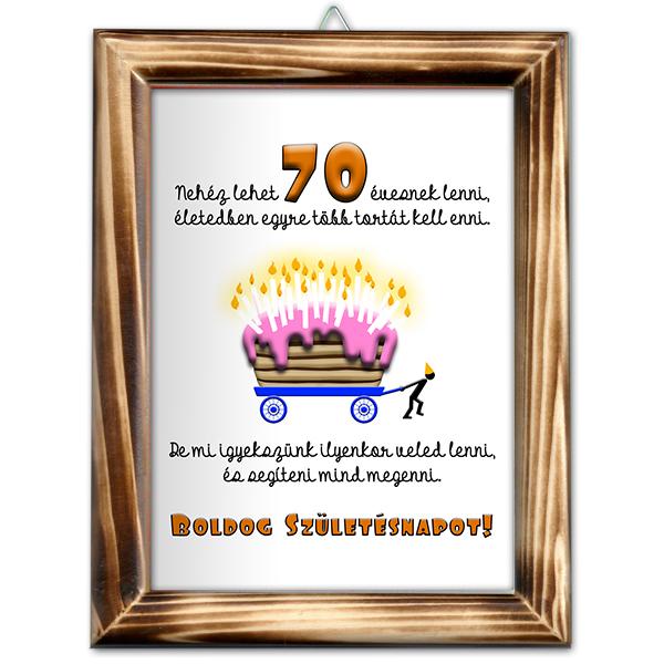 idézetek 70 születésnapra 70 éves születésnapi köszöntő   Google keresés | Birthday, Frame
