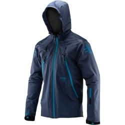 Photo of Leatt Dbx 5.0 All Mountain Jacke Blau L Leatt BraceLeatt Brace