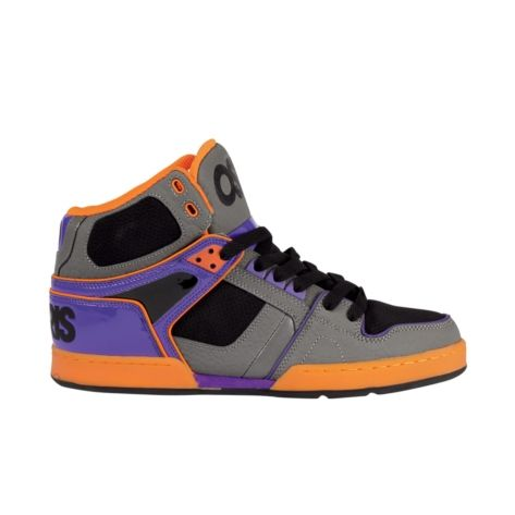 reputable site 28243 07417 Shop for Mens Osiris NYC 83 Ultra Skate Shoe in Grey Purple Orange at  Journeys Shoes. Shop today for the hottest brands in mens shoes and womens  shoes at ...