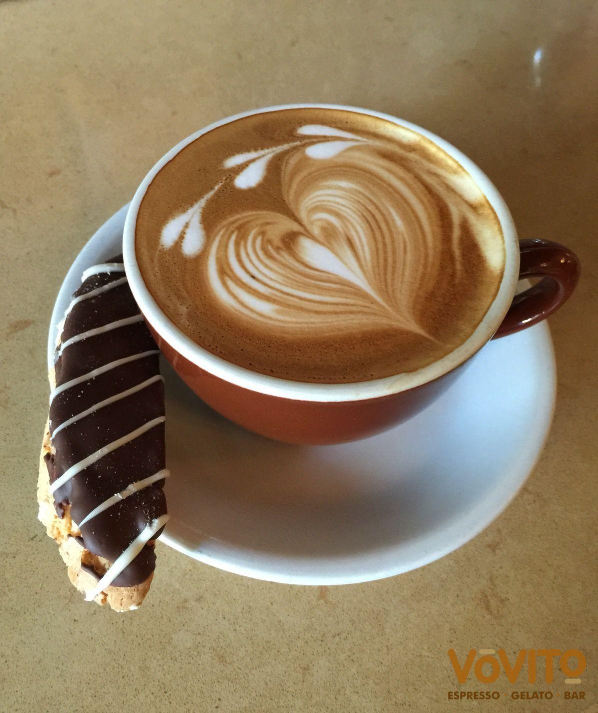 Beautiful Latte Art By Matt At Vovito Bellevue Coffee Recipes Latte Latte Art