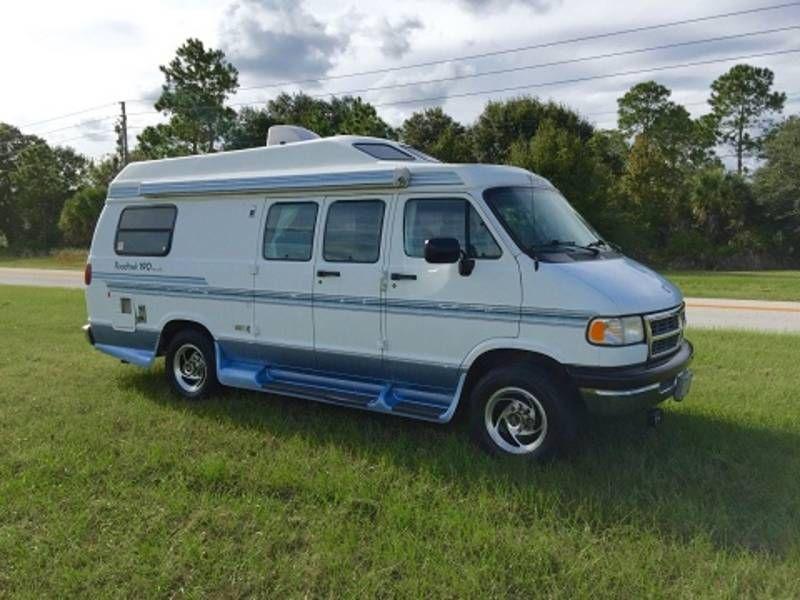 1996 Roadtrek Versatile 190 For Sale By Owner Fort Lauderdale