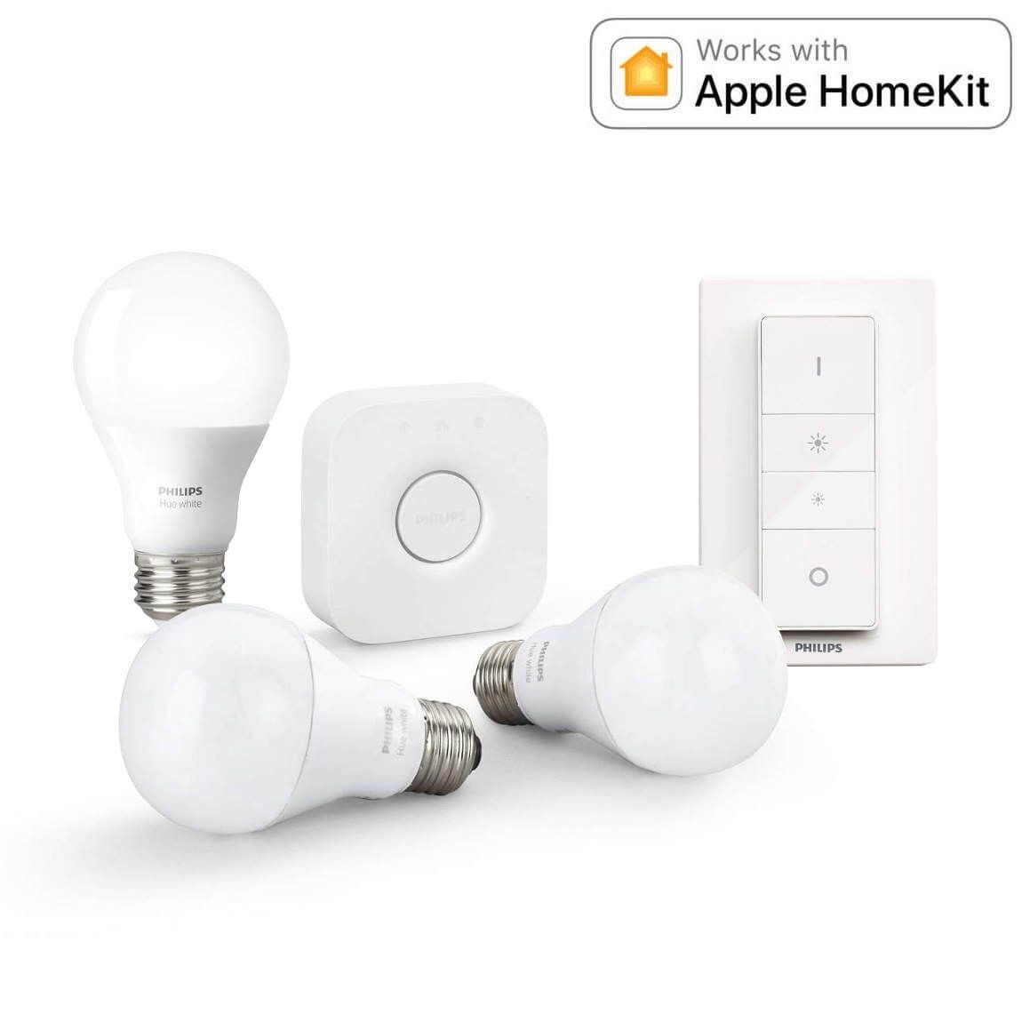 Philips Hue Starter Kit E27 Philips Hue White Starter Kit E27 99 95 Einkaufszettel