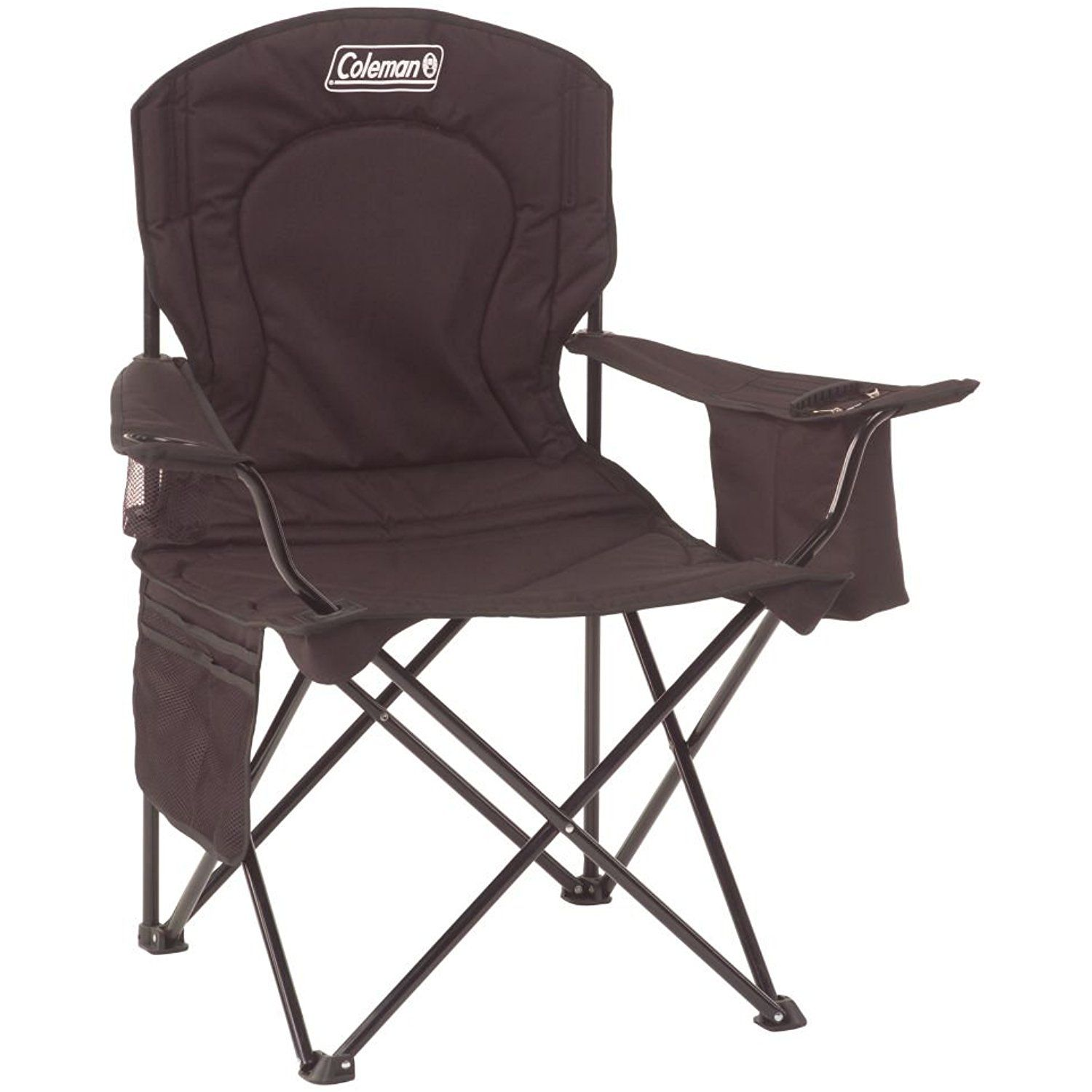 Coleman Oversized Quad Chair with Cooler Details can be found by