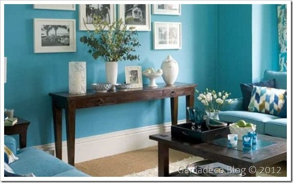 Salon Verde Esmeralda Living Room Turquoise Blue Living Room Color Teal Living Rooms