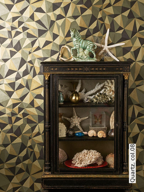 quartz pinterest tapeten wandgestaltung und badezimmer. Black Bedroom Furniture Sets. Home Design Ideas