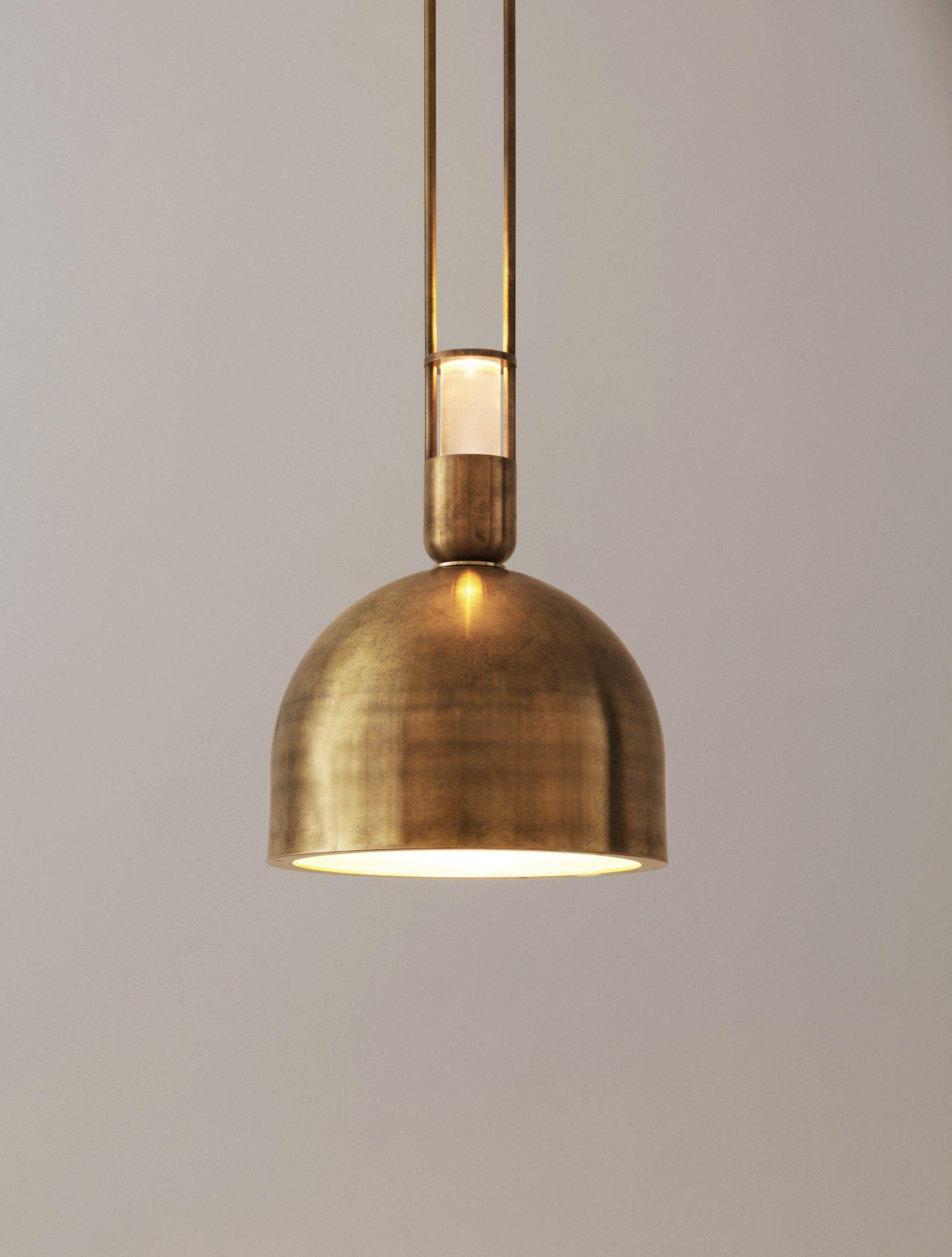 Aria 12 Pendant In 2021 Modern Brass Lighting Modern Hanging Lights Mid Century Modern Lighting Pendant