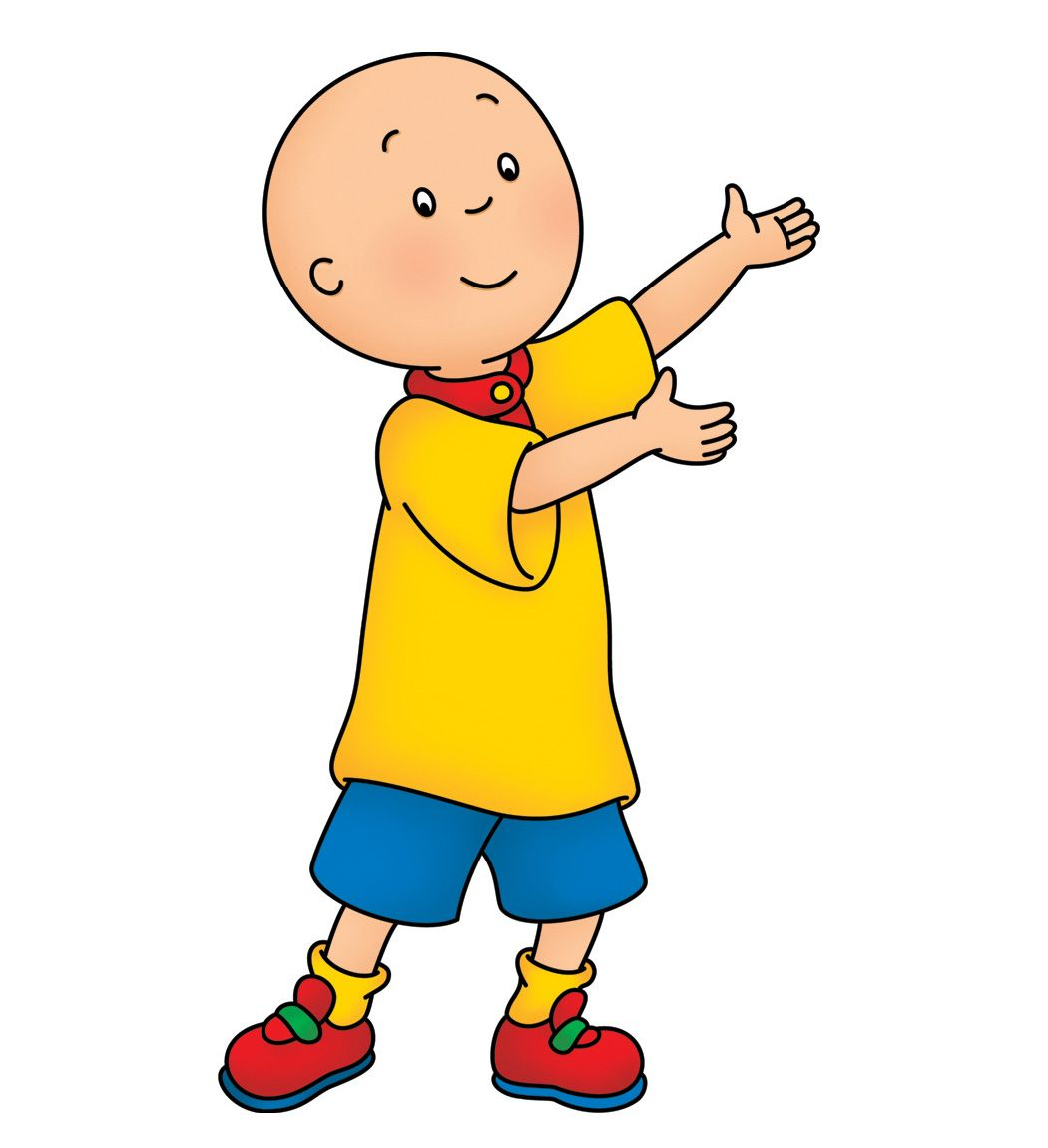 Caillou Character
