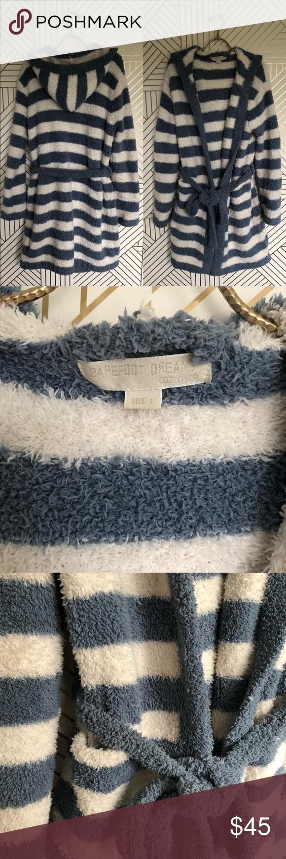 Barefoot dreams cozy chic robe Sz 1 | My Posh Closet | Pinterest