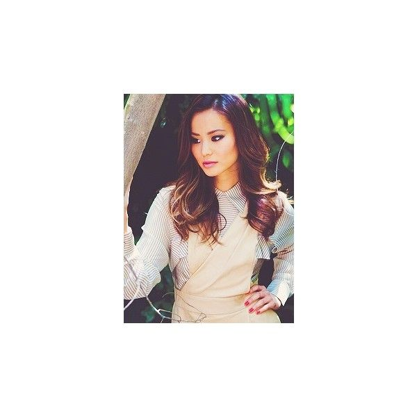 Jamie Chung ❤ liked on Polyvore featuring home, home decor and jamie chung
