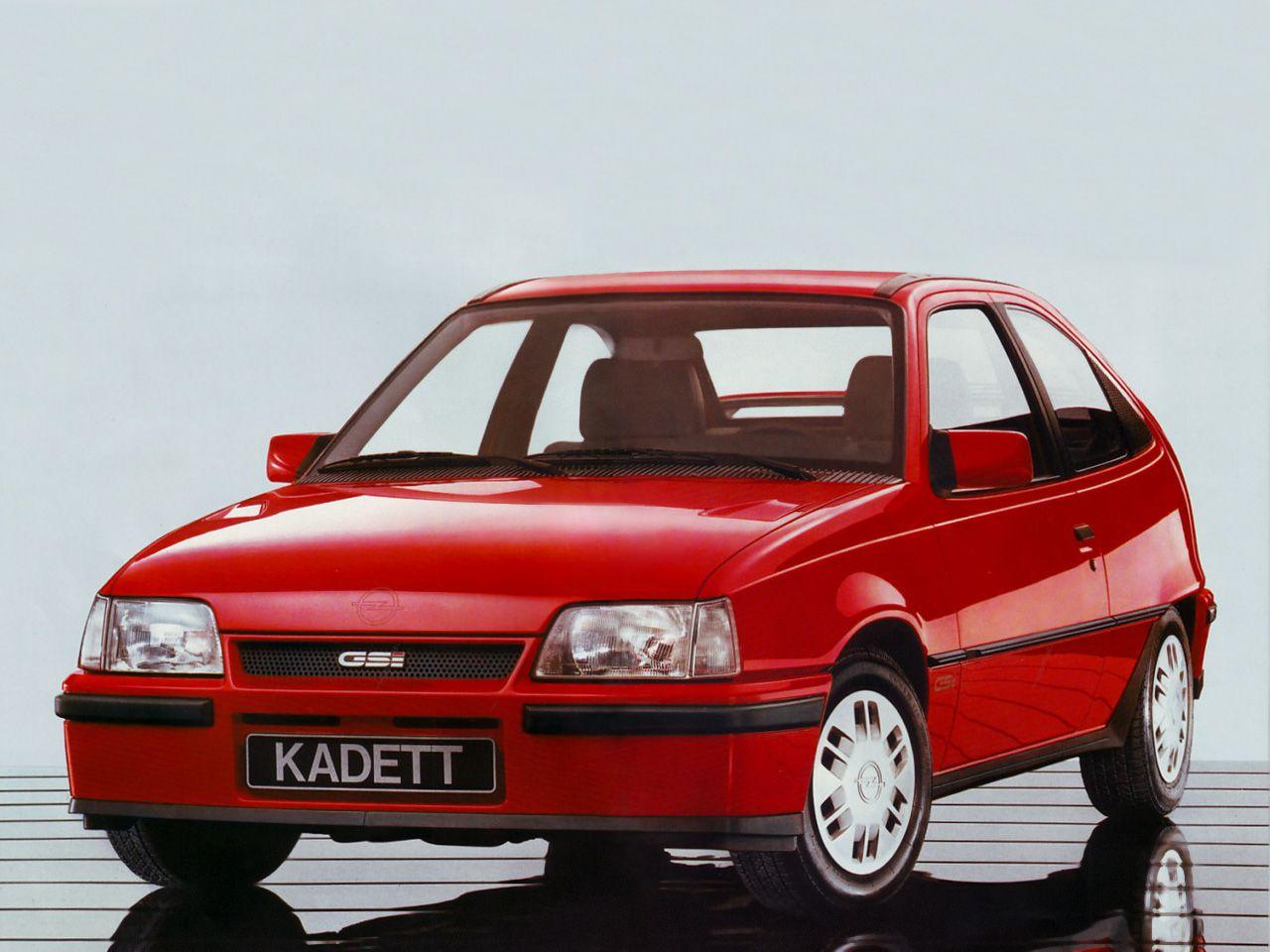 Opel Kadett E Gsi Autos