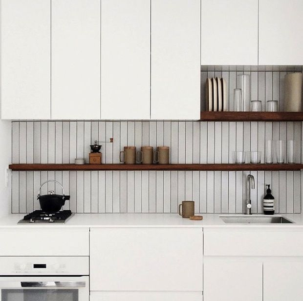 Photo of Vertical Tile Is The New Kitchen & Bathroom Trend You Need To Know About