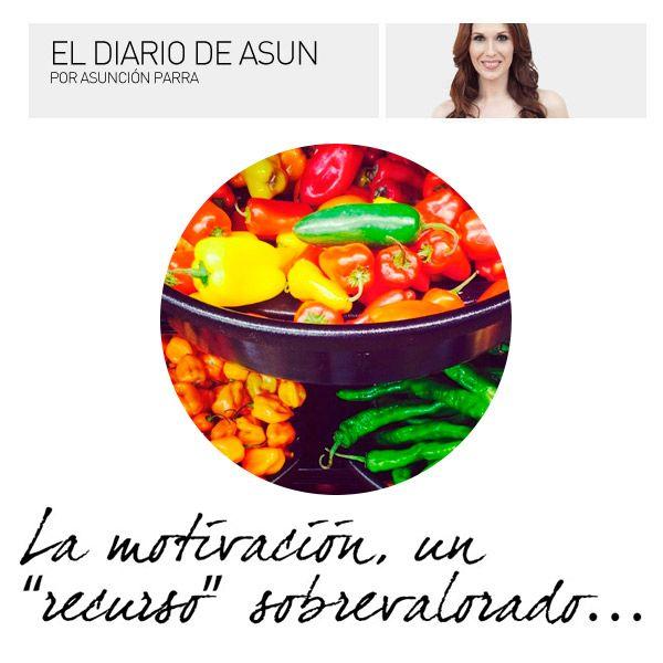 Yo creo que la #motivación se sobrevalora. ¿Por qué? Te lo cuento aquí: http://www.elblogdeasun.com/NCV/diario_asun/196/ #post #motivation #mujer #emprendedora