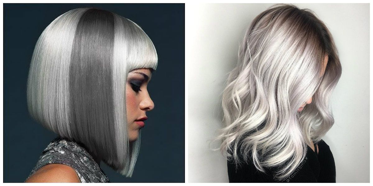 Silver Hair 2019 Top Unusual Secrets Of Silver Hair Color And Its Hair Care Silver Hairstyles Haircuts Hair Ha Silver Hair Color Hair Styles Silver Hair