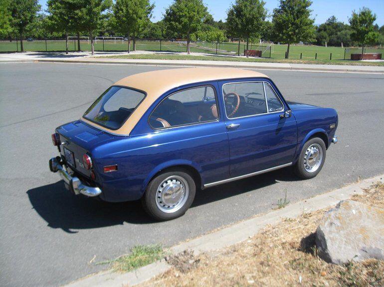 1971 Fiat 850 Sedan Fiat 850 Fiat Cars For Sale