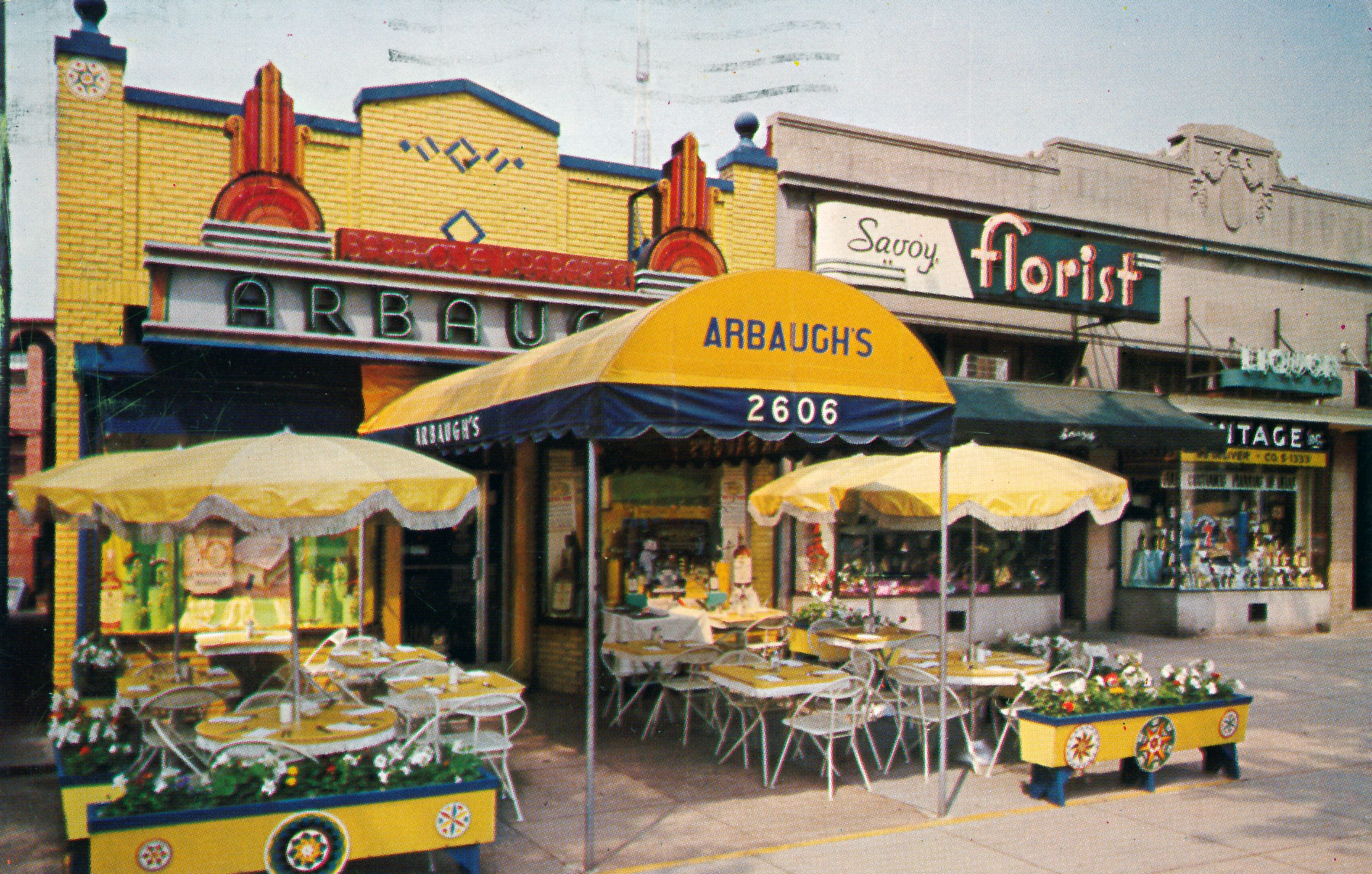 Arbaugh's, at 2606 Connecticut Avenue NW in Woodley Park