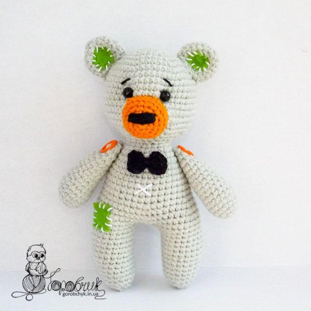 gorobchyk.in.ua вязаные игрушки и вязаные шапки-340 | AMIGURUMIS ...