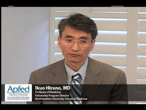"""How often should endoscopy be performed on an adult?"" – Answered by Ikuo Hirano, M.D., Professor of Medicine and Fellowship Program Director, Northwestern University School of Medicine. Video from APFED's Educational Webinar Series, Answers from Experts, sponsored by Elecare® http://apfed.org/drupal/drupal/webinar_series"