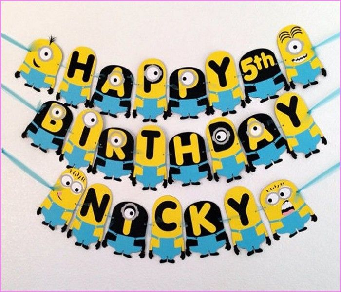 Imgs For Despicable Me 2 Birthday Wallpaper Hd Minions
