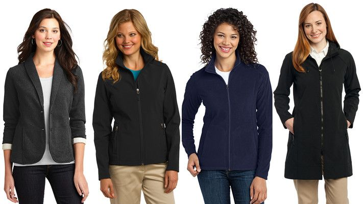 Port Authority Womens Outerwear from NYFifth