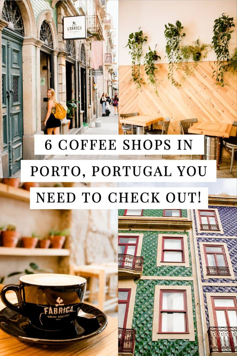 6 #Coffee Shops in Porto, #Portugal You Need to Check Out   The Bucketlist Bombshells #digitalnomad #travel