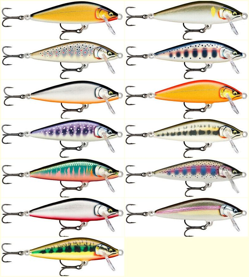 Latest Rapala Release 2020 Countdown Elite The Name Says It All You Won T Be Disappointed When In 2020 Rapala Fishing Lures Diy Fishing Lures Antique Fishing Lures