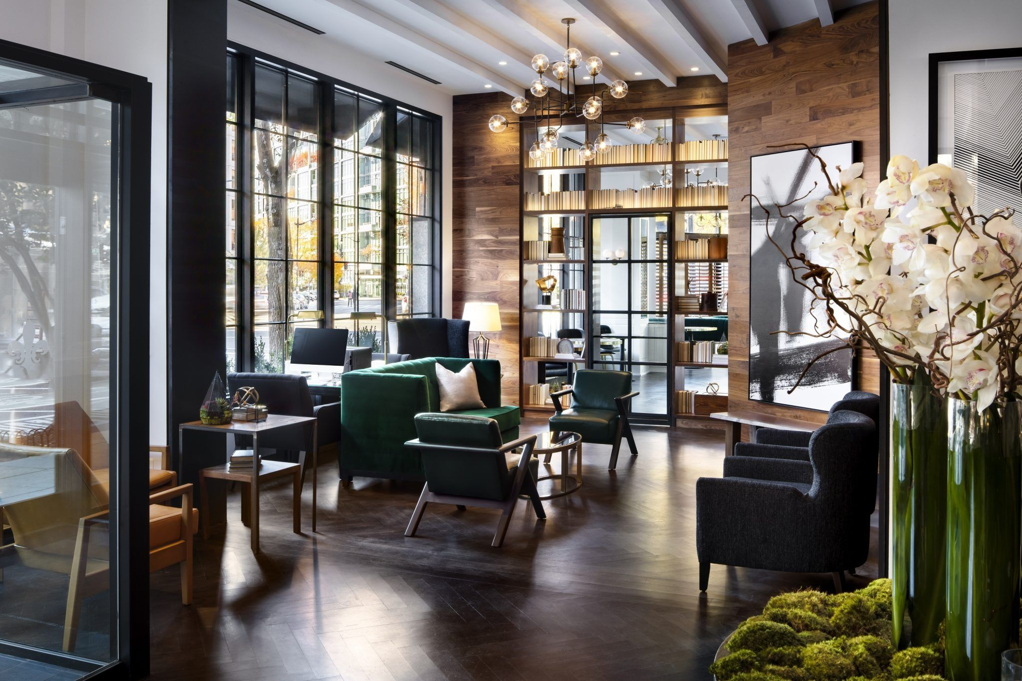 Washington Dc Hotel Photos Video In 2020 Hotel Lobby Design Luxury Rooms Trending Decor
