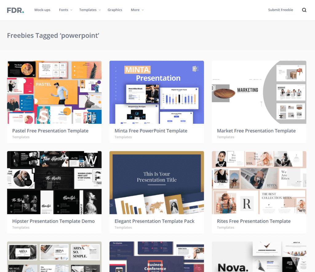 +30 modèles PowerPoint gratuits PREMIUM que vous allez adorer | Powerpoint gratuit, Modèle ...
