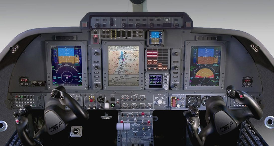 piaggio p180 avanti cockpit - google search | aviation | pinterest