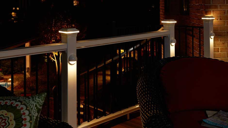 Illuminate your outdoor living space with the ambience of fiberon illuminate your outdoor living space with the ambience of fiberon low voltage led deck aloadofball Choice Image