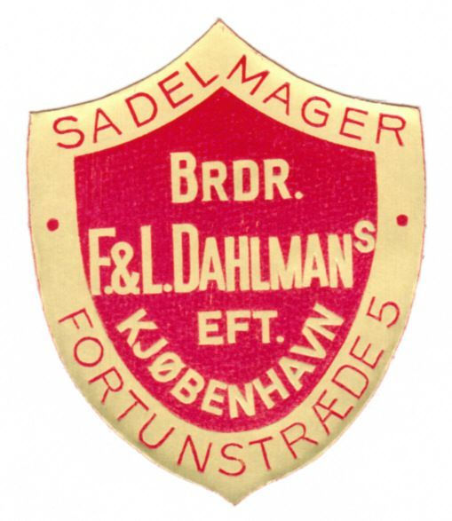 Sadelmager Dahlman - wonderful luxury showing bridles, and exclusive hand-made leather wrist bands. A horsy girl's CPH discovery.
