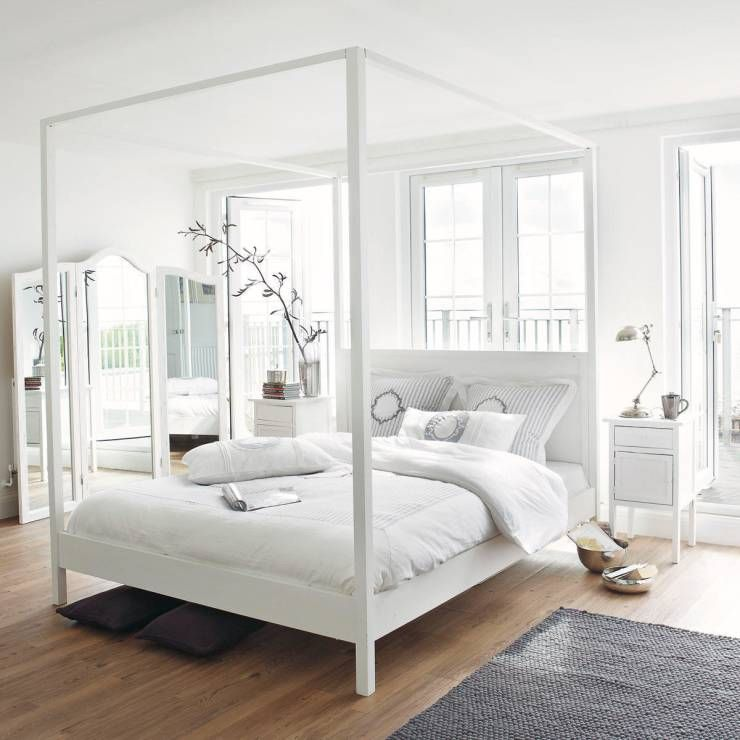 9 Dreamy Beds That Will Help You Sleep Better White Bedroom