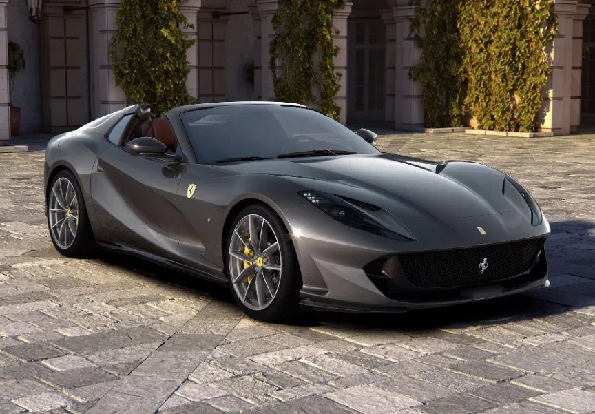 2020 Ferrari 812 Superfast Preview Specs Prices New Sportscars Com Ferrari Supercars Mobil Baru
