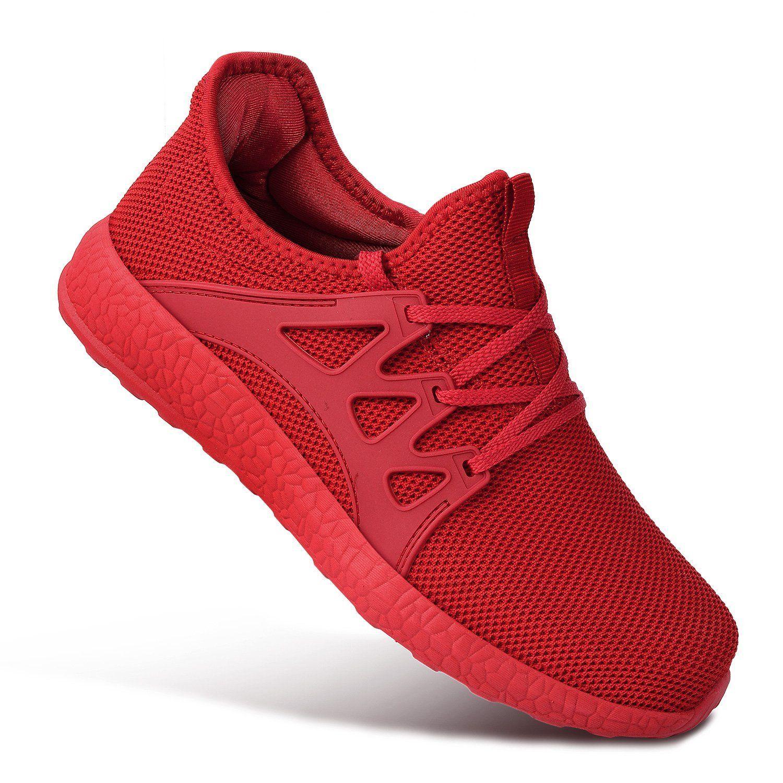 36bc84b5a0b6d Amazon.com   Feetmat Womens Sneakers Ultra Lightweight Breathable ...