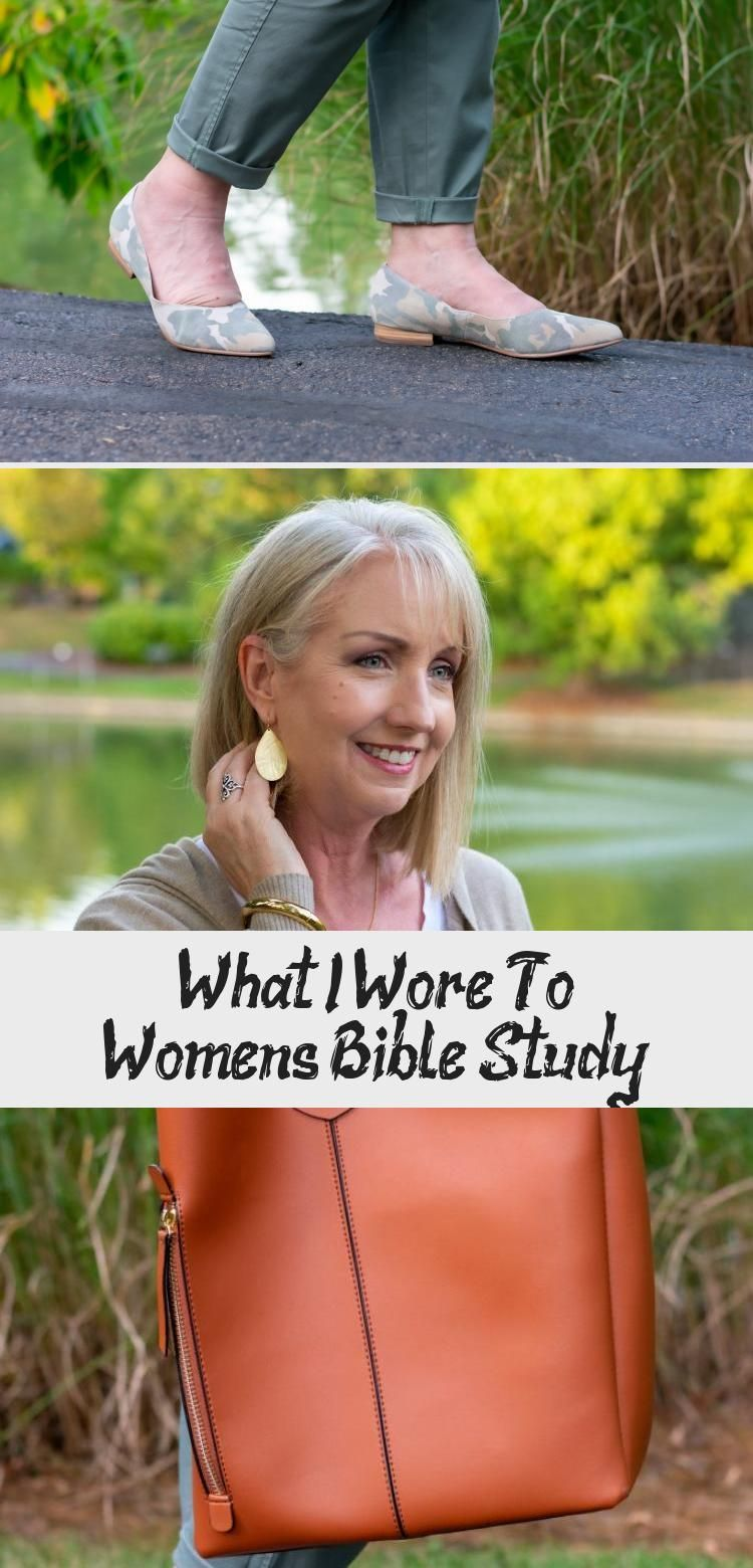 What I Wore To Women's Bible Study Clothing & Dress in